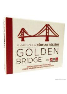 Golden Bridge potencianövelő kapszula férfiaknak, 4db