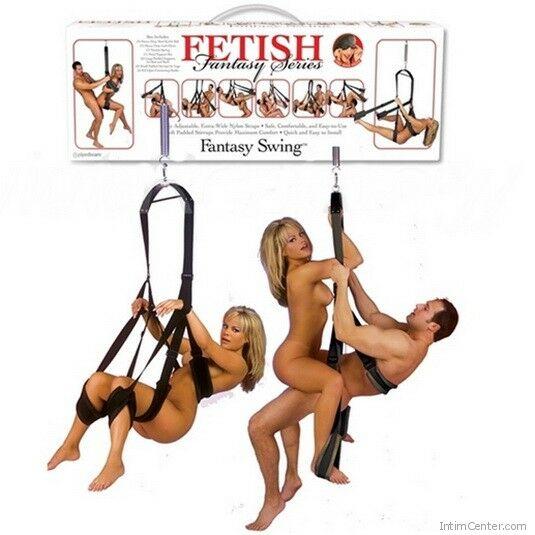Szexhinta készlet pároknak, Fetish Fantasy Swing